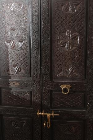 Riad Al Andaluz: Porte des chambres
