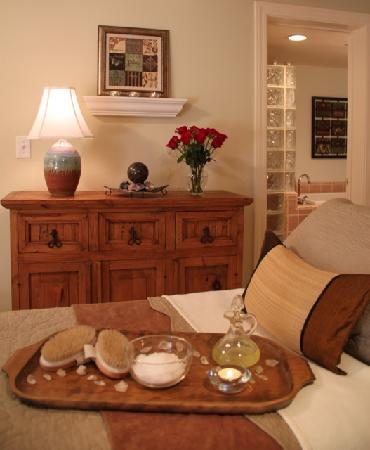 Crystal in Sedona - Private Organic Spa
