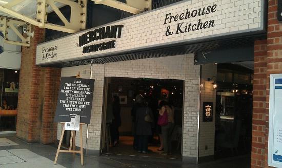 Merchant of Bishopsgate Freehouse & Kitchen