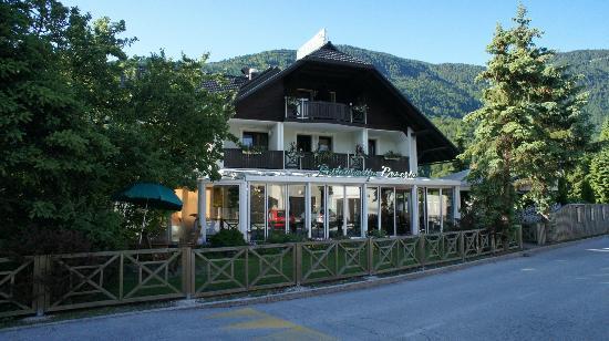 Restaurant lipa kranjska gora webcam