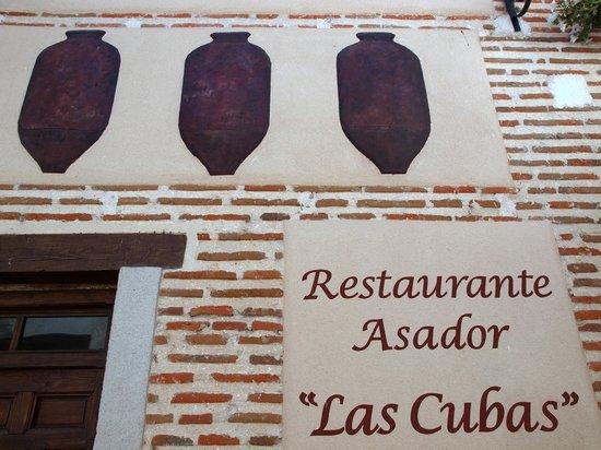 Arevalo, Spanyol: Fachada del establecimiento