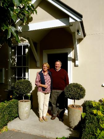Edenhouse: Bobbie and Peter