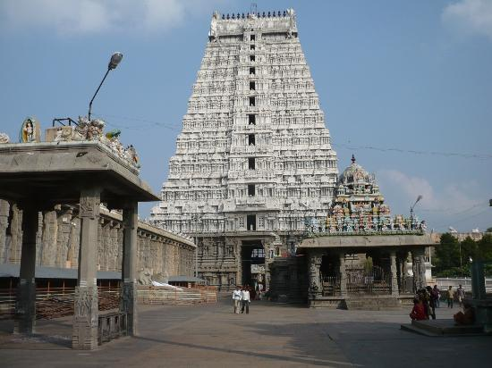 Thiruvannamalai, India: Arunachaleshwara Temple