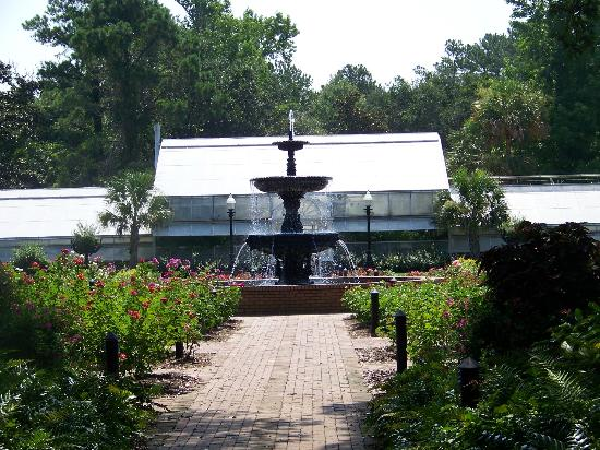 Winding Stairs With Waterfalls And Goldfish Pond Nearby Picture Of Bellingrath Gardens And