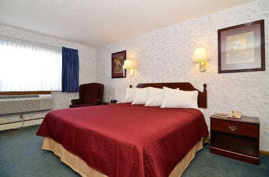 Lancaster Welcome Inn: Guest Room