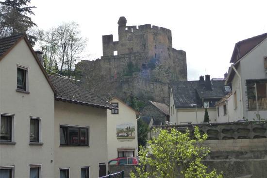 Gasthaus Hergenhahn: Burg Balduin