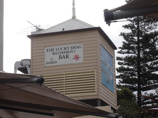 写真The Lucky Shag Waterfront Bar枚