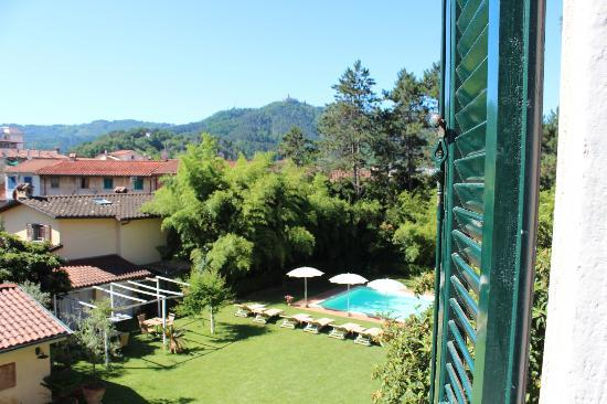 Villa Lombardi: Vue de la chambre n°7