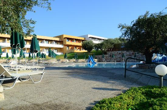 Mikri Poli Rhodos Resort: Barnpoolen