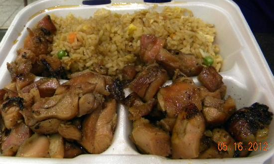 China Chao: Many choices of meat and sides