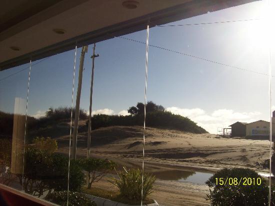 Hotel Solmar: vista desde el estar