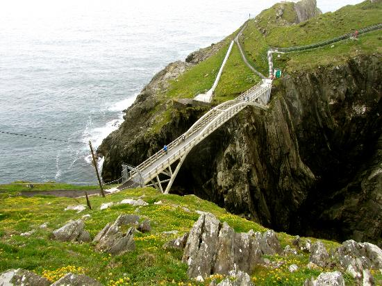 Mizen Head Visitor Centre: Brücke