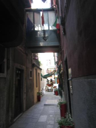 Hotel San Salvador, Venise