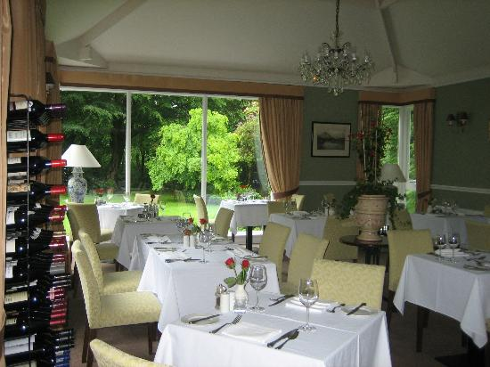 Grasmere Hotel: The elegant dining room at the Grasmere