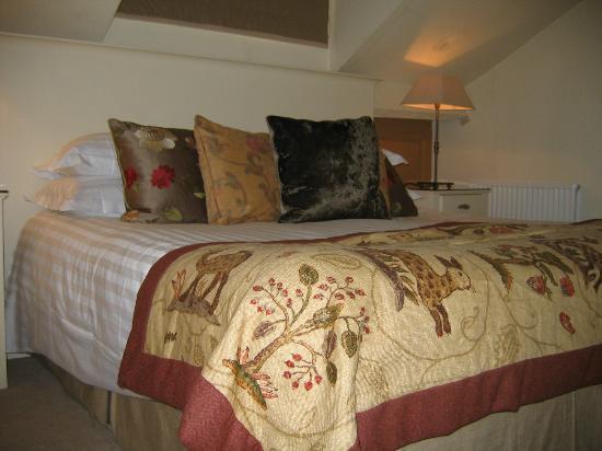 The Masons Arms: Nice bedroom