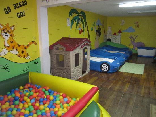 Franklyn D Resort & Spa: kids club