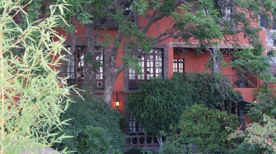 Casa Schuck Boutique Hotel: Exteriores