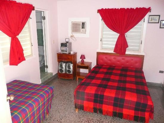 Villa Vueltabajo: Room 2
