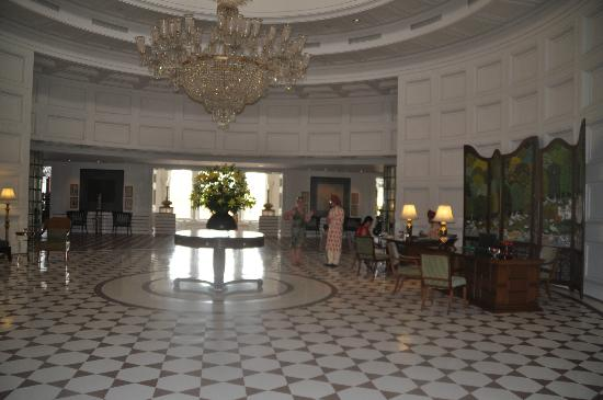 The Oberoi Amarvilas: reception