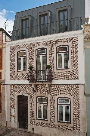 Casa Amora Guesthouse: Facade Casa Amora