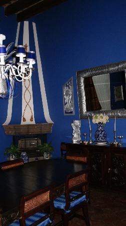 Casa Schuck Boutique Hotel: Comedor