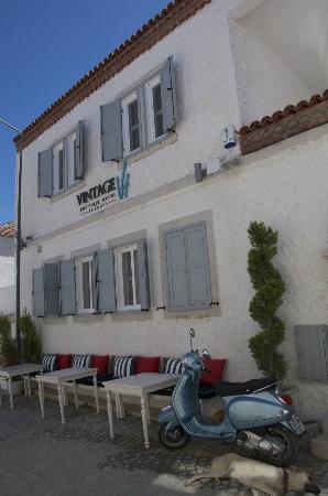 Vintage Boutique Hotel Alacati: facade
