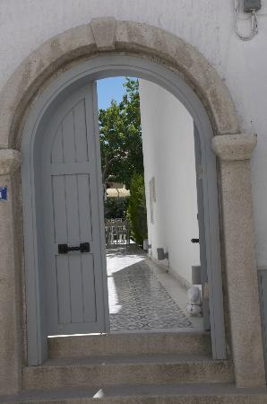 Vintage Boutique Hotel Alacati: door