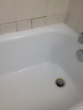 Hyannis Harbor Hotel: our tub