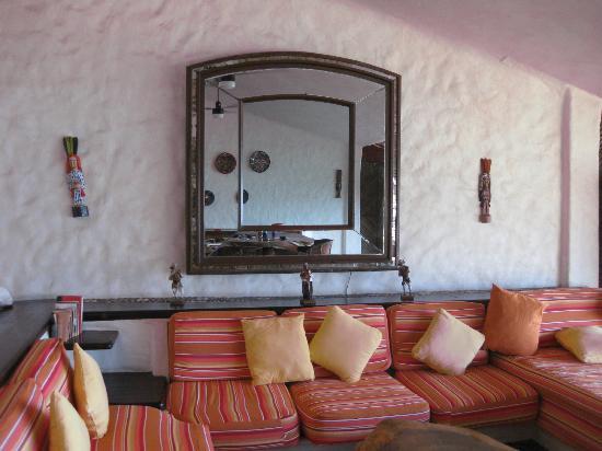 Aura del Mar Hotel: Noyoltzi Suite Common Area