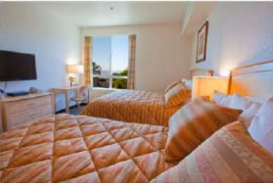 Berkeley Lab Guest House: Large Room with 2 Queen Beds