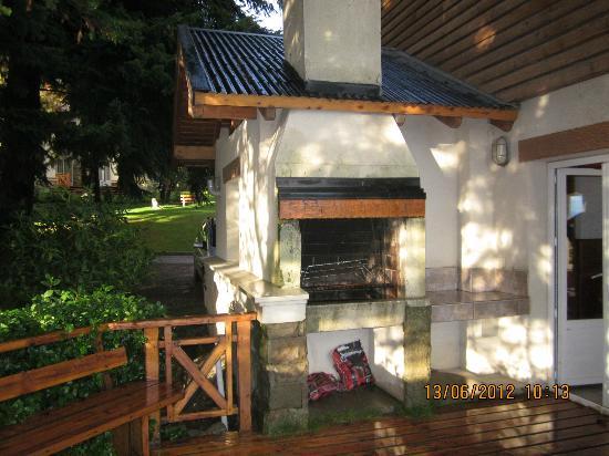 Foto de hotel villa huinid bustillo san carlos de for Terrazas 5 bariloche