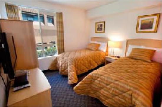 Berkeley Lab Guest House: Standard Room with 2 Twin Beds