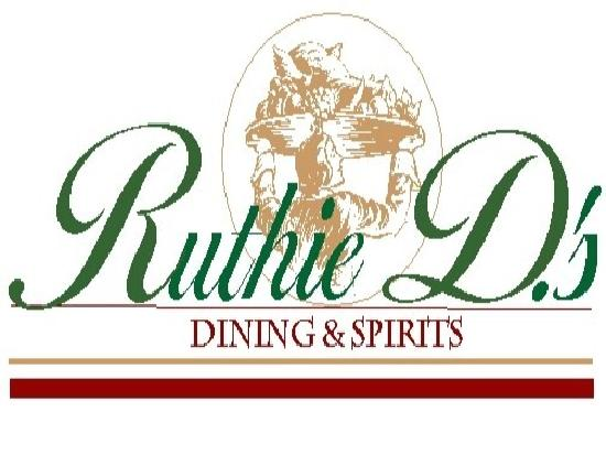 Ruthie D's Dining and Spirits: Logo