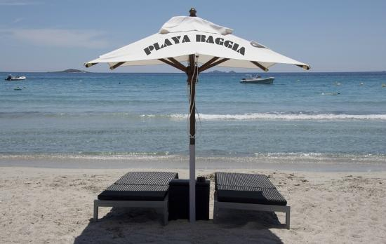 Restaurant Playa Baggia : Relax