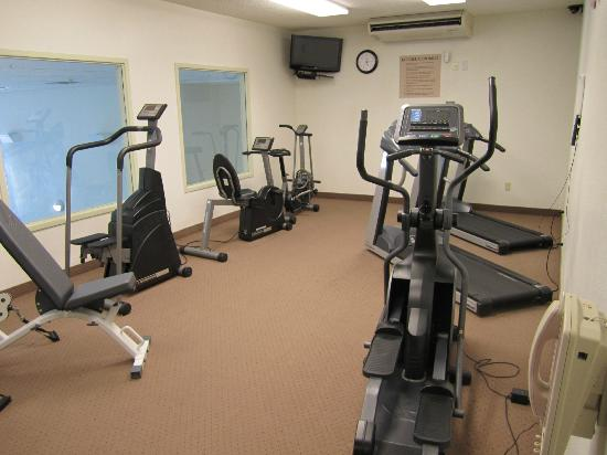 Comfort Inn & Suites: Workout room