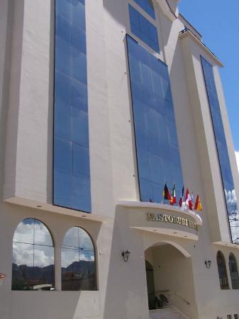 Arawi Pastoruri Hotel: The hotel