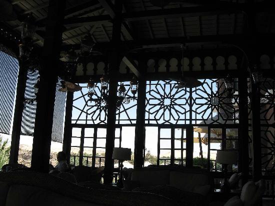 Sofitel Legend Old Cataract Aswan: Terrasse