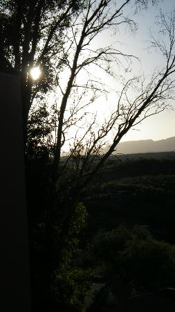 Esplendor Resort at Rio Rico: sunset