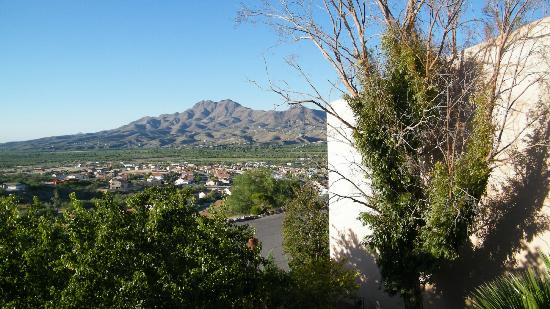 Esplendor Resort at Rio Rico: Rio rico, from balcony