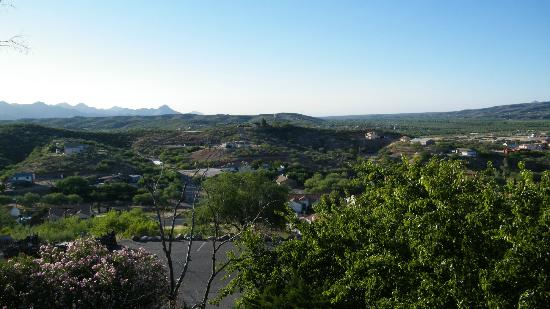 Esplendor Resort at Rio Rico: view of Rio Rico, az