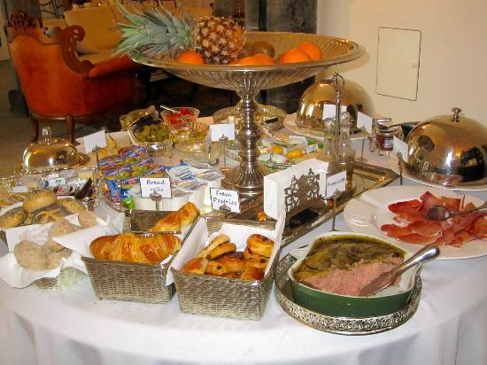 Antiq Palace Hotel & Spa: Breakfast