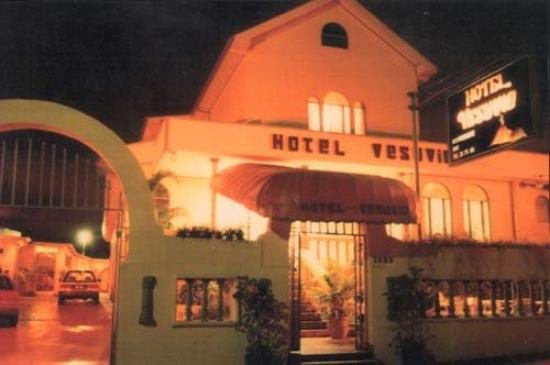 Vesuvio Hotel: View