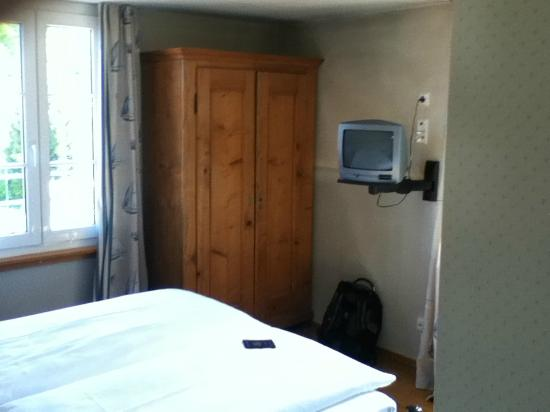 Hotel-Gasthof Obertor: The room