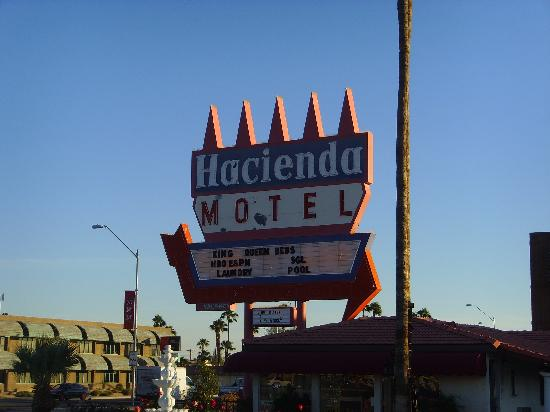 Hacienda Motel Yuma: hacienda
