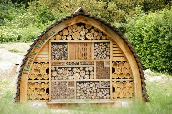 Timhotel Jardin des Plantes: A home for bees