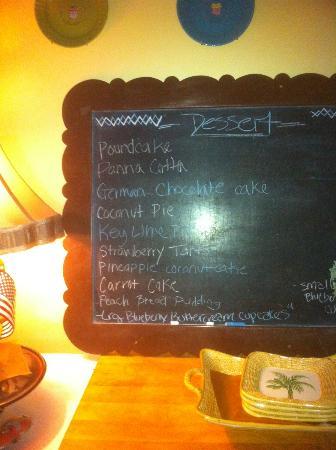 Brick House Kitchen: Desserts