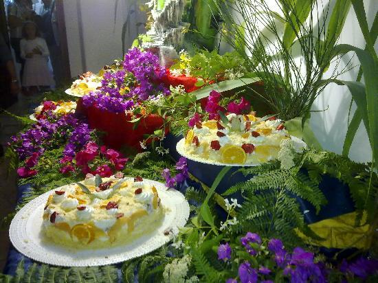 Hotel Castiglione : le torte del ristorante Castiglione!