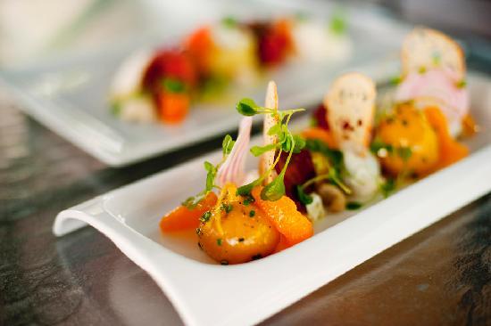 The Oak Kitchen: Fresh California cuisine at Oak Grill
