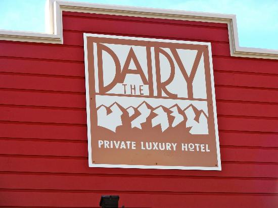 The Dairy Private Hotel: The Dairy Private Luxury Hotel