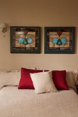 Parker House Bed & Breakfast: Noble Room@ Parker House B&B Anniston, Alabama
